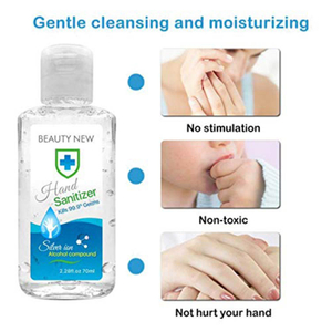 Alcohol Alcohol Antibacterial Hand Gel Bulk Hand Sanitizer 70ml Ready Stock Hand Sanitiser