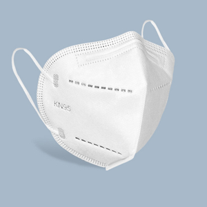 Soft Breathable PM 2.5 KN95 Mask Anti Virus Covid-19 Dust Protective Health Care Facemask Mask 5Ply