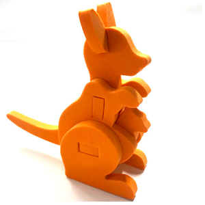 Mini 3d Creative Animal Educational Toy ABbb02