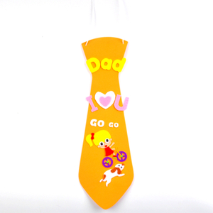 Educational Craft Foam Diy Tie Lovely Girl ABdt05